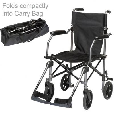 Transport Chairs With FREE Carry Bag