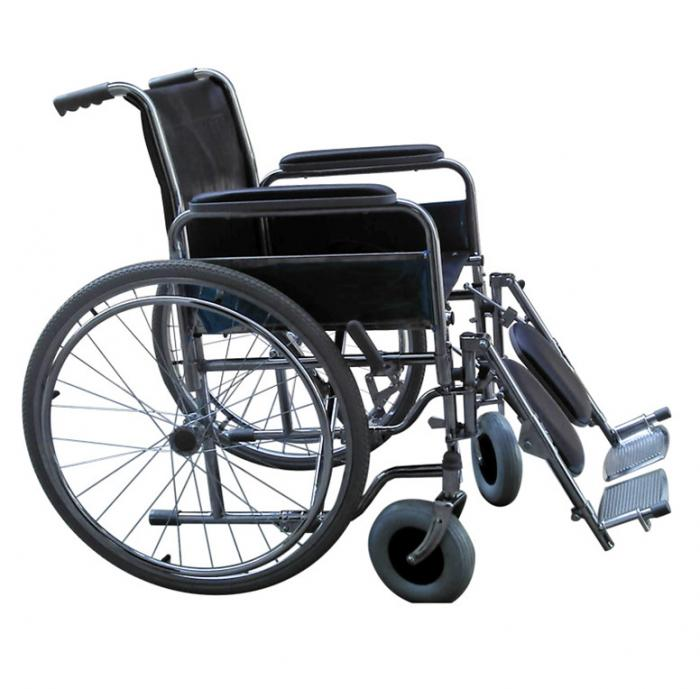 Luxury Chrome Wheelchairs